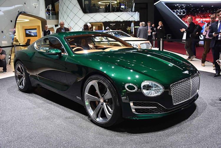 Bentley пойдет в народ с новым купе