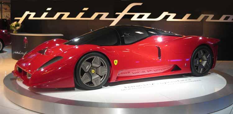 Mahindra близка к покупке Pininfarina