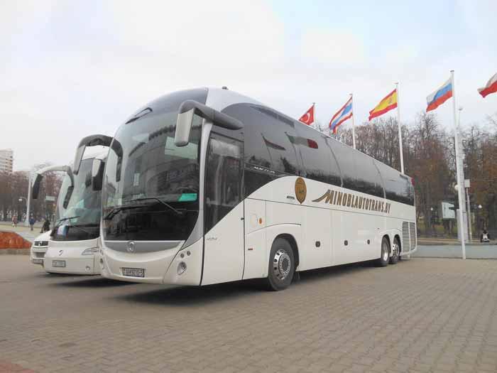 В автобусах международного сообщения появится Wi-Fi