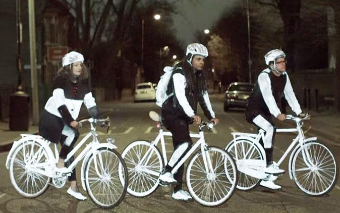 Компания Volvo придумала изобретение, призванное обезопасить велосипедистов