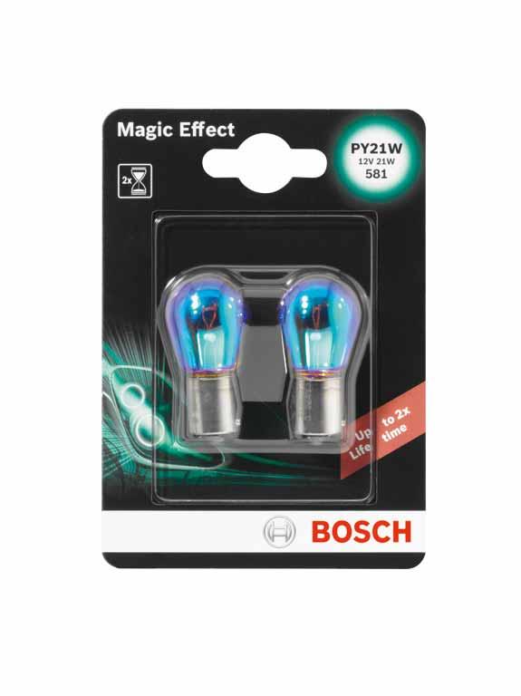 Bosch создает новую упаковку для автомобильных ламп
