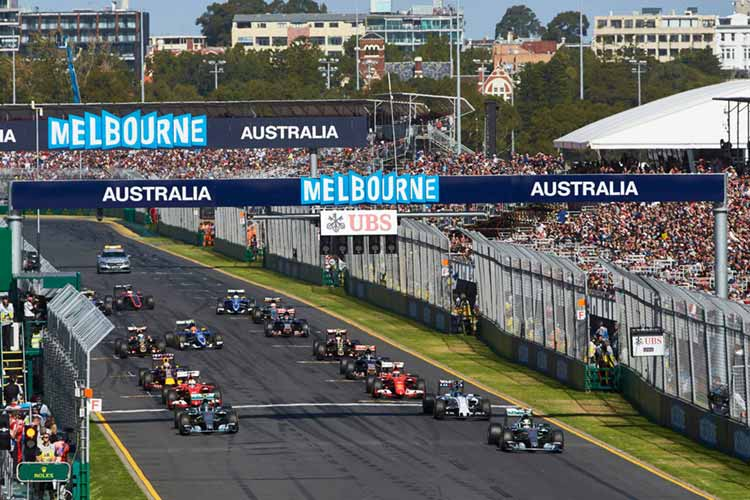 """Формула-1"": Гран-при Австралии"