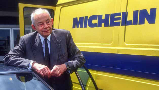 Во Франции скончался экс-глава компании MichelinФрансуа Мишлен