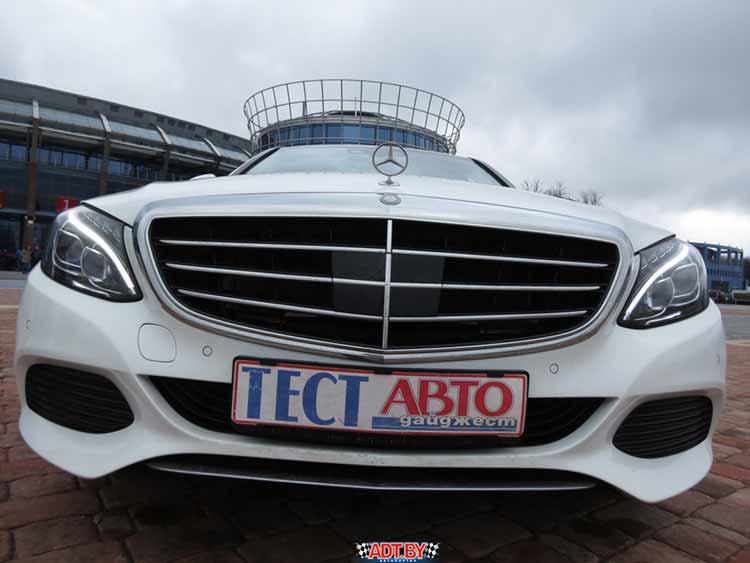 Новый С-class от Mercedes - любовь с первого взгляда