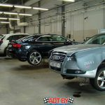 Audi открыл в Минске новый автоцентр
