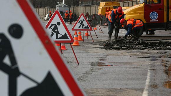 До 20 апреля дороги будут приведены в порядок, а ограничения нагрузок на оси отменили