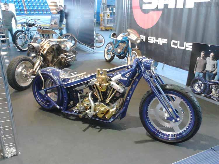 Мотоциклы Ю.Шифа