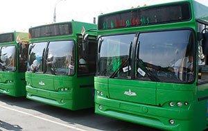 Изменения работы городского пассажирского транспорта 9 мая