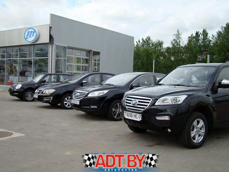 В Беларусь пришел еще один китайский автопроизводитель