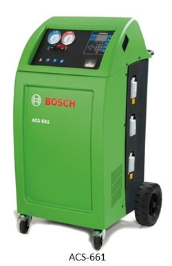 ACS-661 Новые установки Bosch для обслуживания систем кондиционирования современных автомобилей