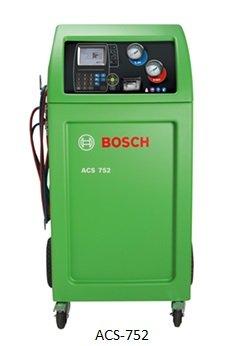 AСS-752 Новые установки Bosch для обслуживания систем кондиционирования современных автомобилей