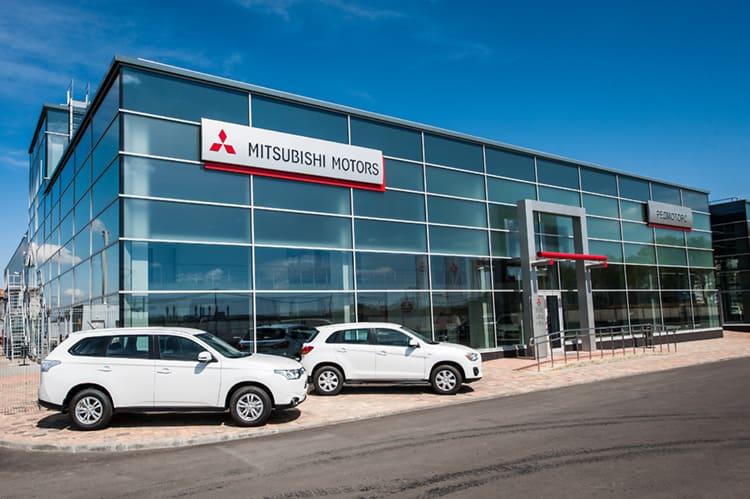 Новый автоцентр Mitsubishi Motors укрепит позиции японского бренда на белорусском рынке