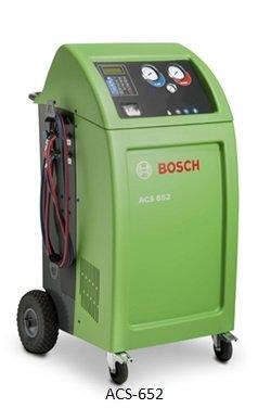 ACS-652 Новые установки Bosch для обслуживания систем кондиционирования современных автомобилей