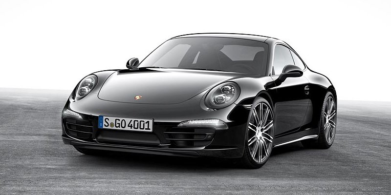 Автопроизводитель Porsche анонсировал Boxster и 911 Carrera Black Edition