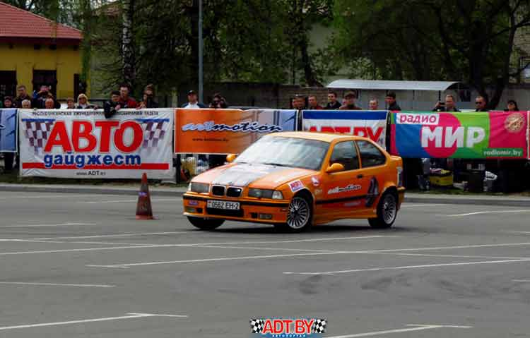 Чемпионат по скоростному маневрированию-2015 стартовал: Artmotion и Андрей Роденко – торжествуют!