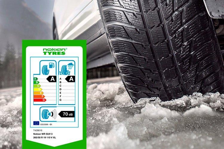 Nokian Tyres выпустила первые в мире зимние шины марки «А»