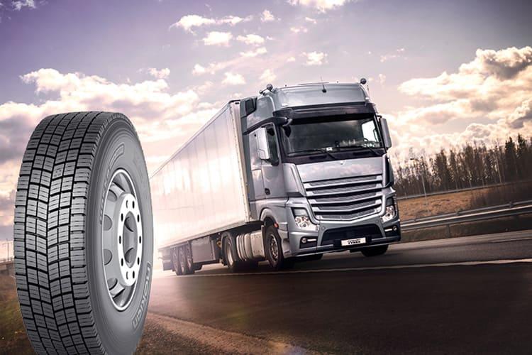 Новые шины для ведущей оси Nokian Hakka Truck Drive – стабильность при круглогодичной эксплуатации