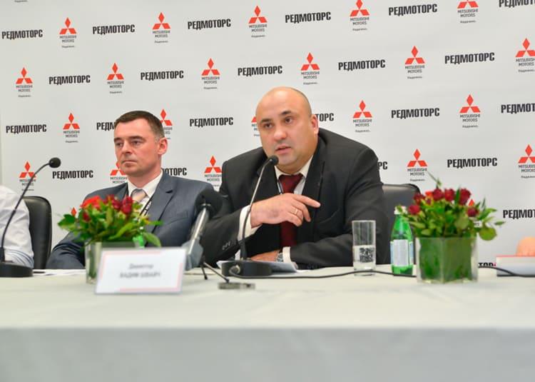 Вадим Швайч, директор ООО РедМоторс