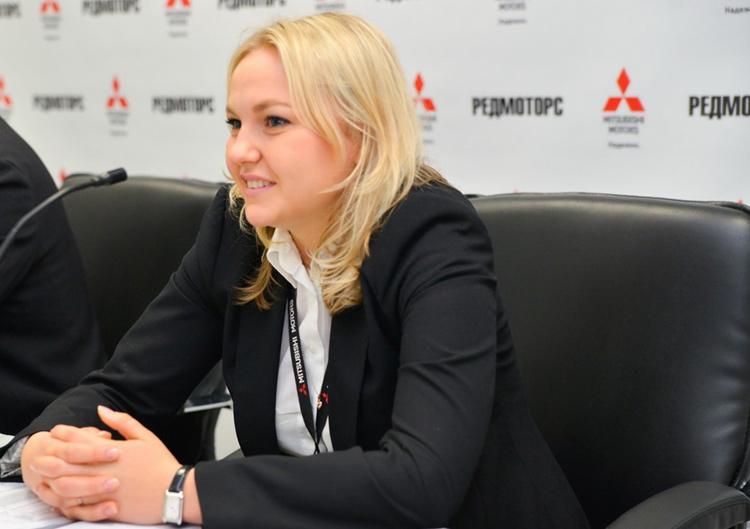 Вероника Матусевич, начальник отдела маркетинга ООО РедМоторс