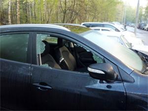 Житель Минска обокрал пять автомобилей за несколько часов