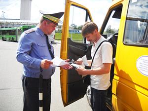 ГАИ Беларуси на этой неделе проводит операцию «Автобус»