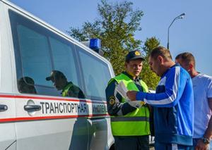 Пункты сбора штрафов появятся на платных автодорогах Беларуси