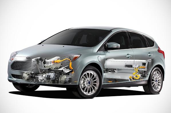 Автопроизводитель Ford открыл доступ к технологиям своих электрокаров