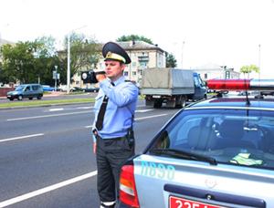 Операция «Скорость» проходит в Минске