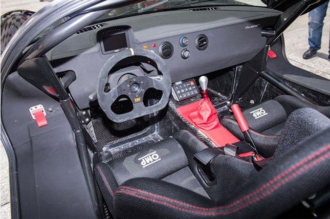 На конкурсе дизайна кузовное ателье Zagato представит спорткар Maserati Mostro