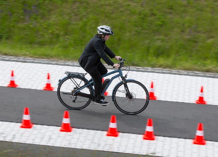 Bosch выступает мировым лидером по электрификации велосипедов