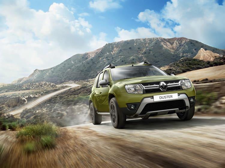 Российский Renault Duster дождался рестайлинга