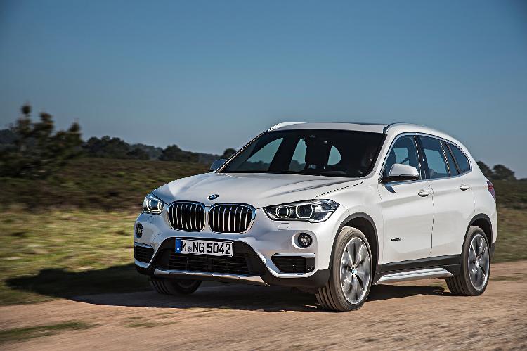 Новый BMW X1: в продаже с октября