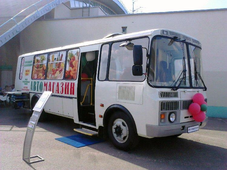 Автолавка АЛС-4234