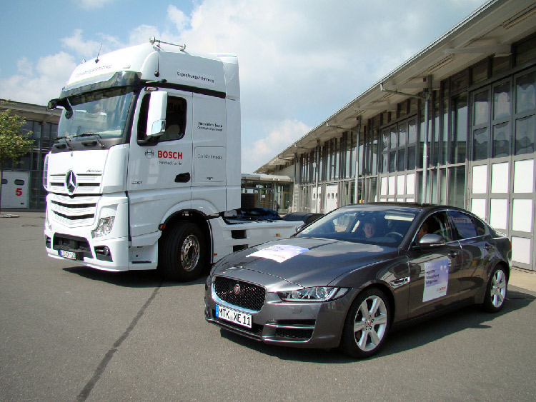 Системы Bosch можно встретить на автомобилях самого разного типа