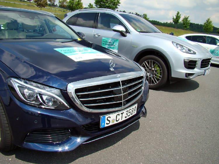 Mercedes-Benz и Porsche являются традиционными клиентами Bosch