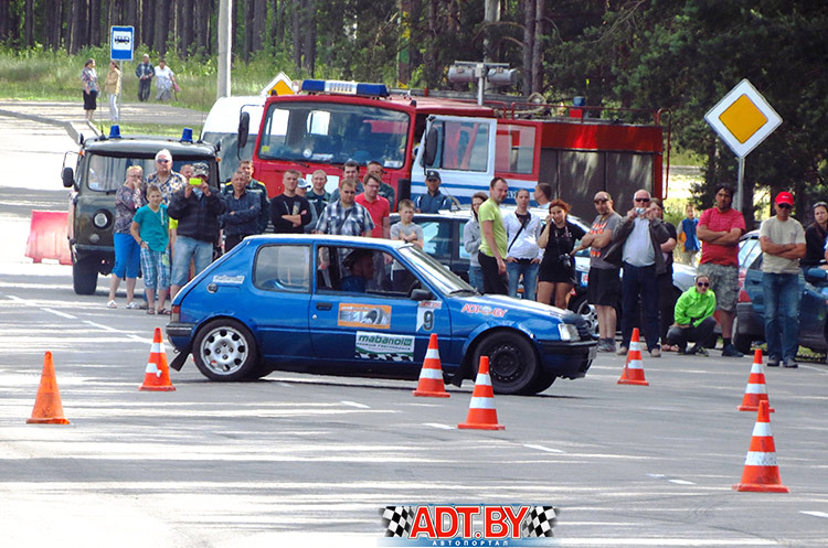 Скоростное маневрирование 4 этап, Борисов – 28.06.2015