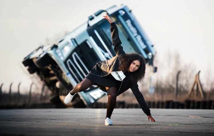 Компания Volvo Trucks снимает реалити-шоу