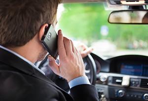 Скажем «НЕТ» мобильным телефонам за рулем!