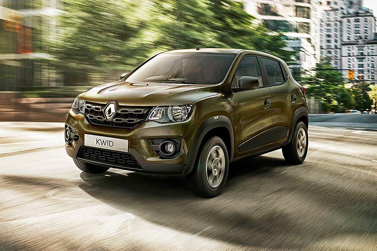Renault начал продажи самого дешевого в мире кроссовера