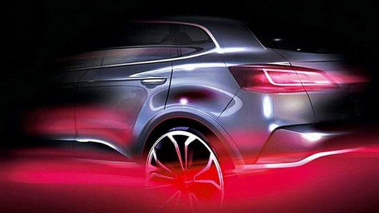 Возрожденная Borgward представила тизер первой модели