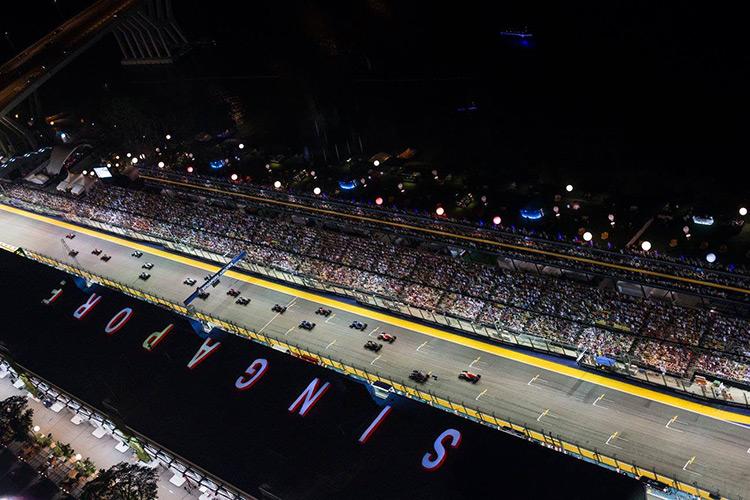 """Формула-1"". Гран-при Сингапура. Сенсация: подиум без Mercedes"