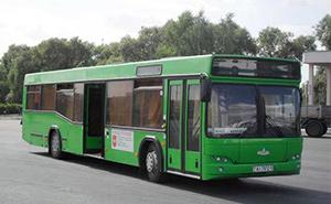 В часы пик на городские маршруты выходит больше транспорта