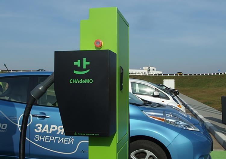 «Белоруснефть» собирается развивать сеть станций зарядки электромобилей