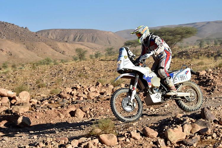 """Ралли-рейд """"Марокко 2015"""". Этап 2: круговой этап DRÂA"""