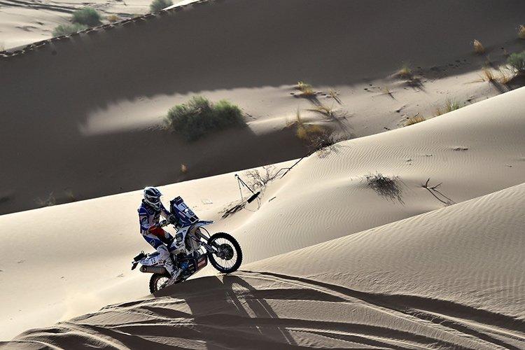 """Ралли-рейд """"Марокко 2015"""". Этап 3: круговой этап М' ХАМИДА"""