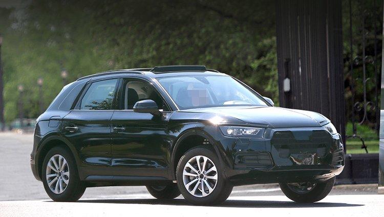 Новый Audi Q5 получит мексиканскую прописку