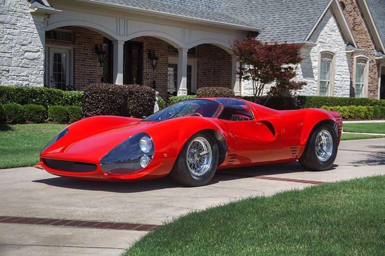 Уникальный Ferrari всплыл на eBay