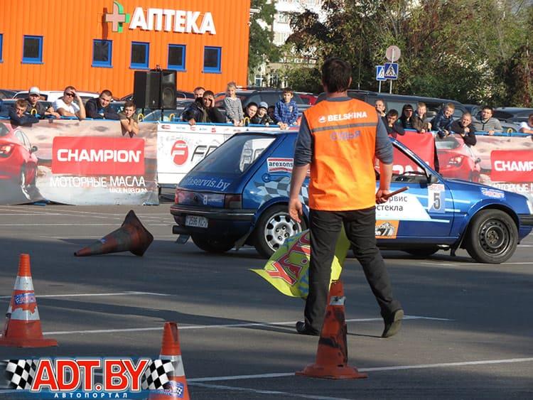 Кубок «Artmotion», Гродно, 5-ый этап – 4.10.2015 г.