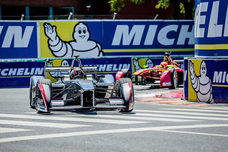 Formula E: Международная автомобильная федерация продлевает срок сотрудничества с компанией Мишлен