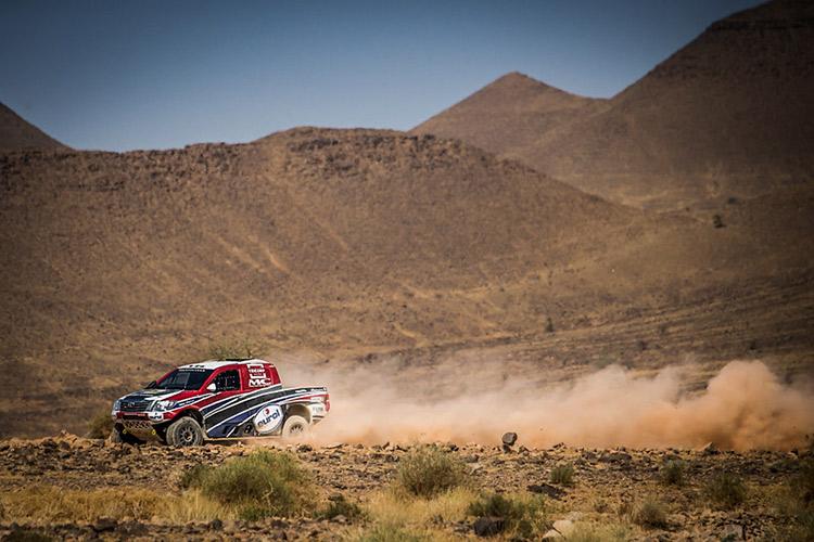 """Ралли-рейд """"Марокко 2015"""". Этап 1: круговой этап Загора"""
